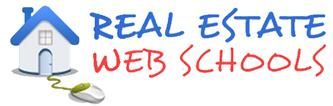 Real Estate Web Schools Logo